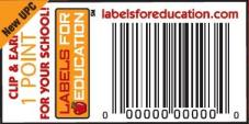 Labels for Education UPC